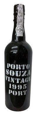 Souza 1995 Vintage Port 750 mL, 20% abv