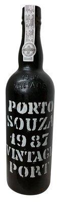 Souza 1987 Vintage Port 750 mL, 20% abv