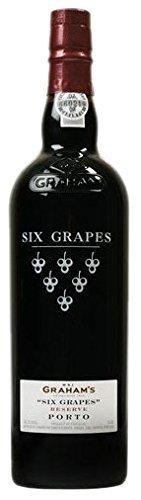 Graham Six Grapes Port 750ml 20% abv