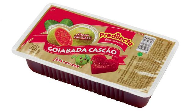 Predilecta Goiabada cascao 350g
