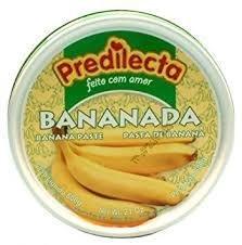 Predilecta Bananada -Banana Paste 600g