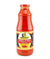 Macarico Molho Piri Piri- Piri piri Hot Sauce 1130g