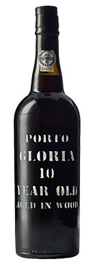 Gloria Port 10 year old 20% abv 750ml