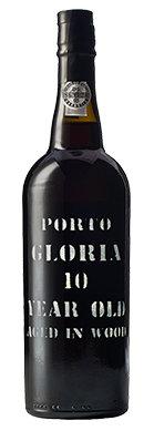 Gloria Port 10 year old 20% abv 750ml