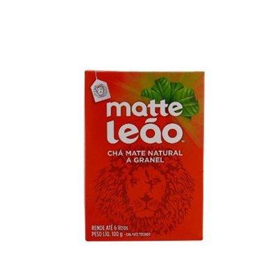 Matte Leão Tea 8.8oz | Chá Mate Natural 100g