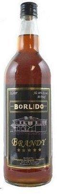 Borlido  Five Star Old Brandy 1 liter