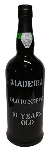 Justinos, Madeira Wine 10 Year Old, 750mL