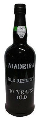 Justinos, Madeira Wine 10 Year Old, 750mL