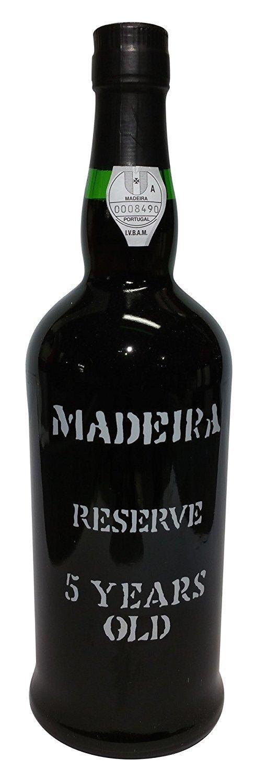 Justino's  5 Year old Madeira wine 750ml