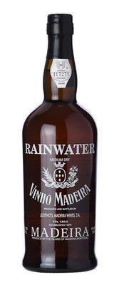 Justino's Madeira wine Rain water- semi dry dessert wine 750ml