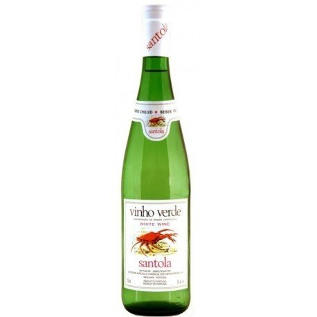 Santola Vinho verde- white table wine 750ml