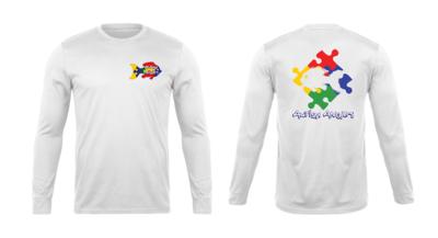 Long Sleeve Performance Shirt - Adult XX Large