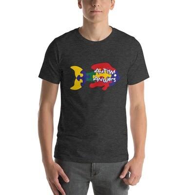 Short-Sleeve Unisex T-Shirt - Poly Blend