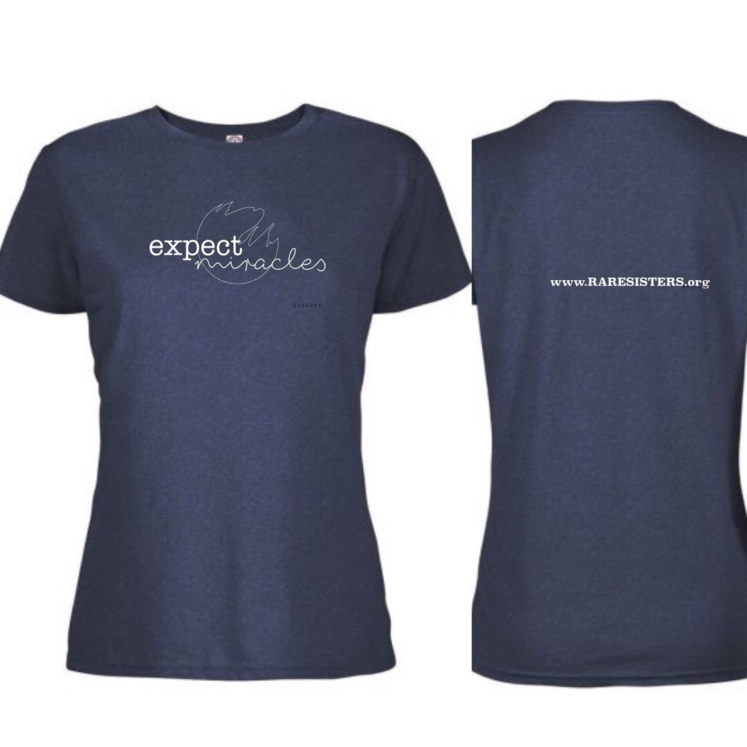 Women's Tee- Expect Miracles