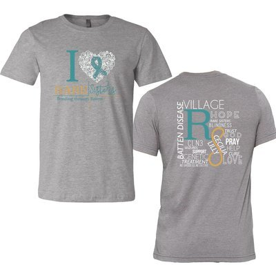 Adult T-Shirt Grey
