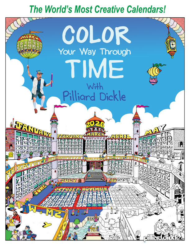 (More than a) Coloring Book!