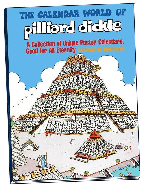 The Calendar World of Pilliard Dickle