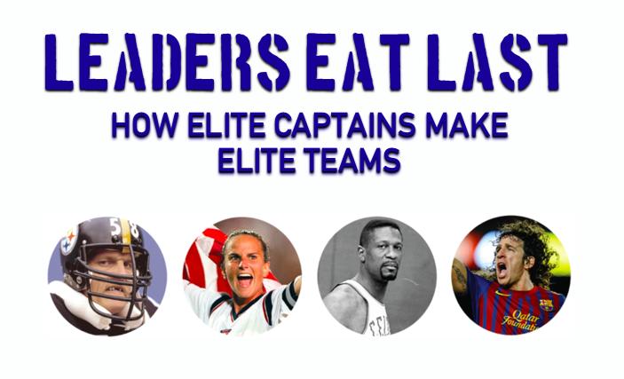LEADERS EAT LAST - Leadership Lesson PP