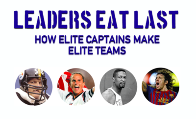 LEADERS EAT LAST - Leadership Lesson PP
