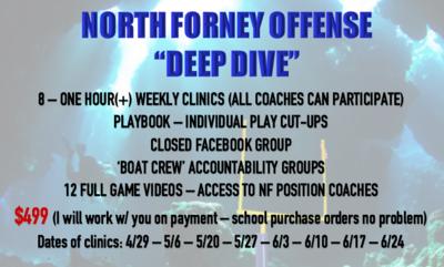 NF OFFENSE - 'DEEP DIVE'