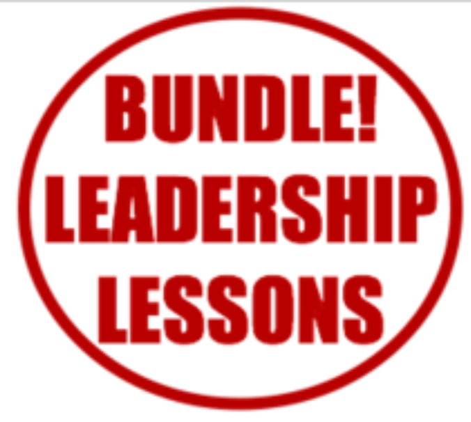BUNDLE - ALL 18 LEADERSHIP LESSONS