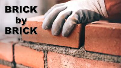 BRICK by BRICK - Leadership Lesson