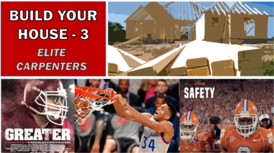 BUILD YOUR HOUSE 3 - ELITE CARPENTERS