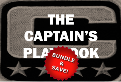 THE CAPTAIN'S PLAYBOOK - LESSONS 1 - 8
