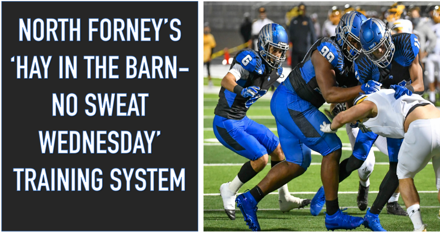 'HAY IN THE BARN' 5-DAY PRACTICE SYSTEM
