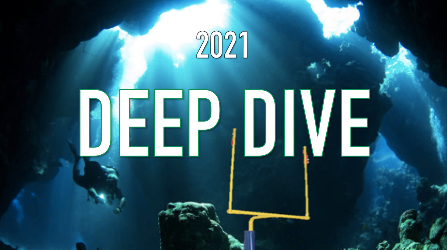 FAST N' WIDE OFFENSIVE SYSTEM - 'DEEP DIVE'