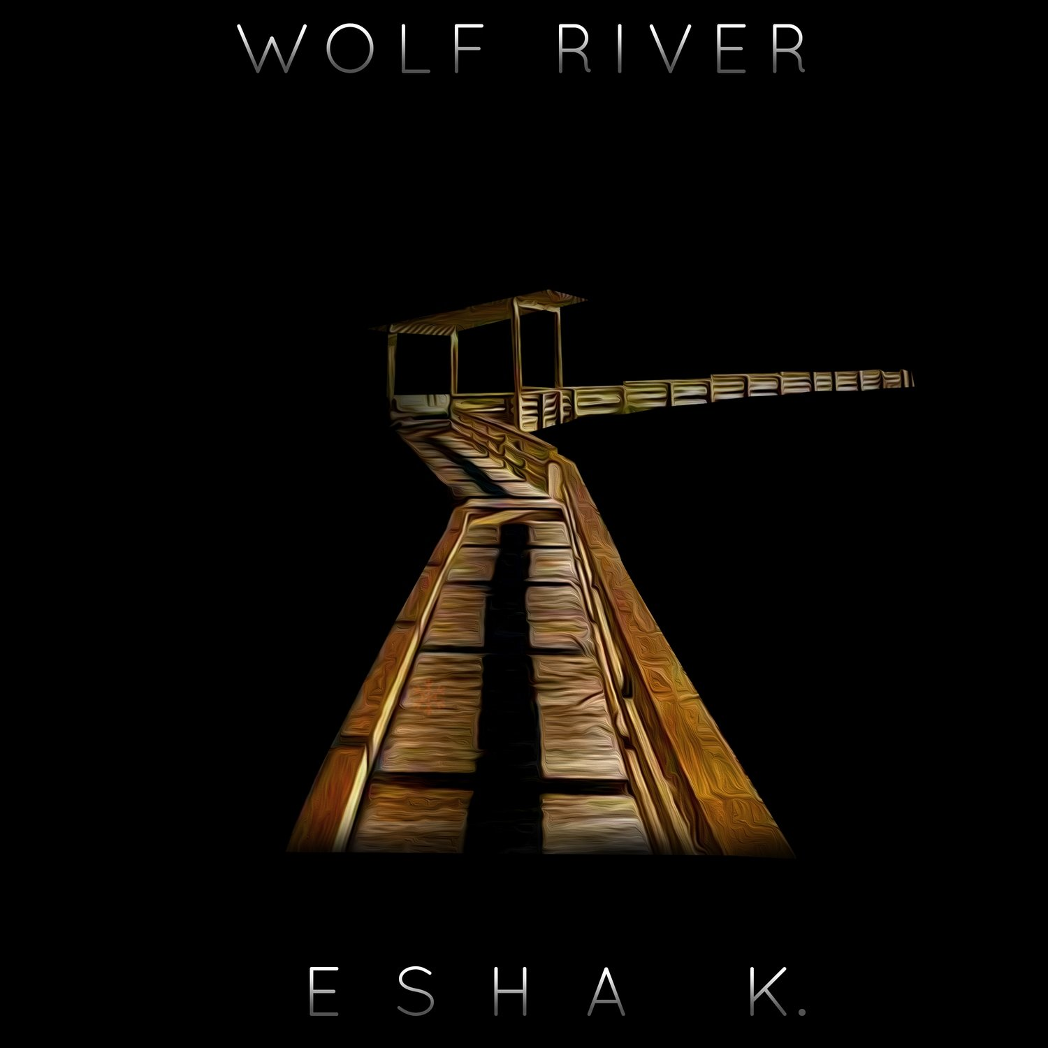 """""""Wolf River"""" EP (Physical Copy)"""