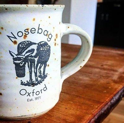 Nosebag Oxford Hand-Thrown Mug
