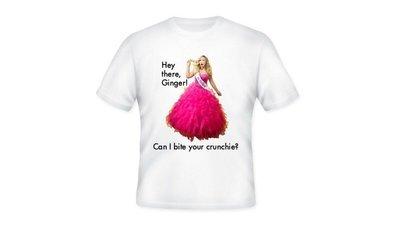 Miss Holland Crunchie T-shirt