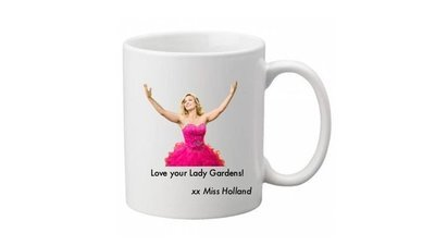 Miss Holland Lady Gardens Mug