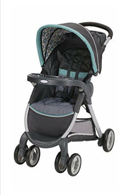 Luxury  Graco (Chicco) Fold Click Stroller