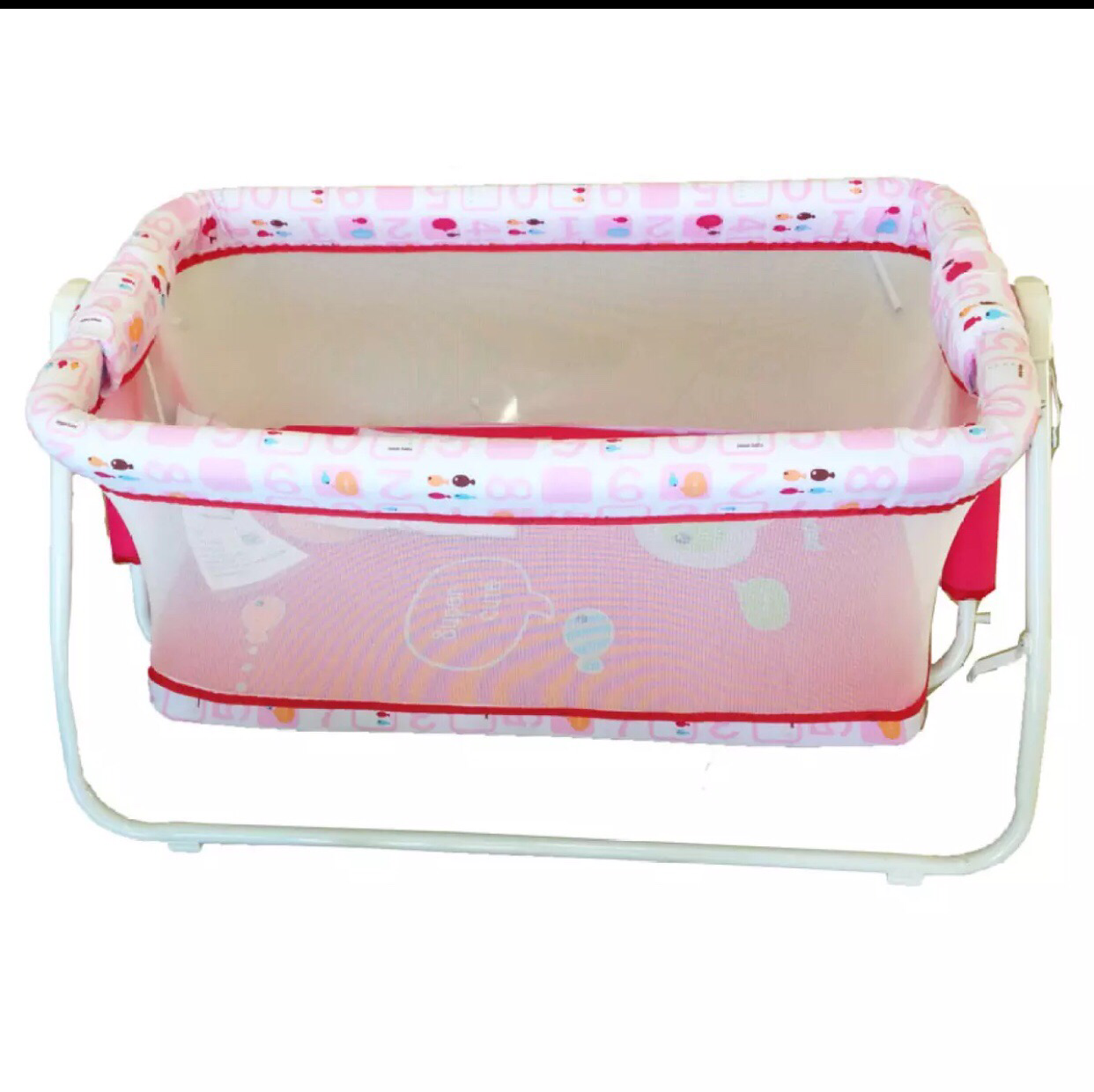 Cradle with the Bouncy Seat