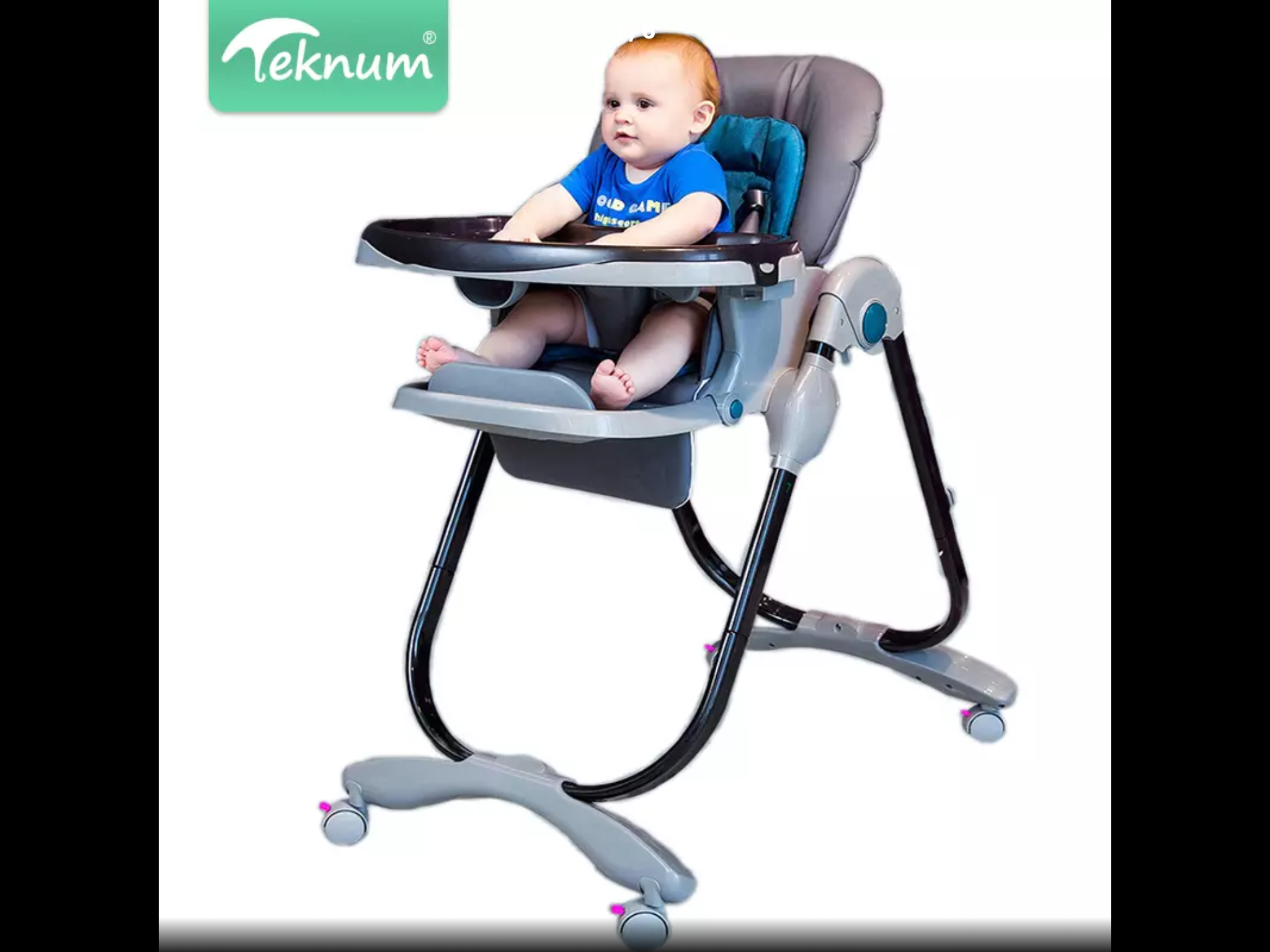 Luxury Multifunctional Baby High Chair