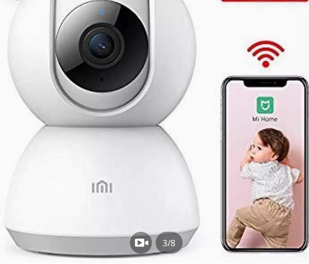 Unlimited Distance Baby Video Room Monitor +Smartfhone 4G 00064