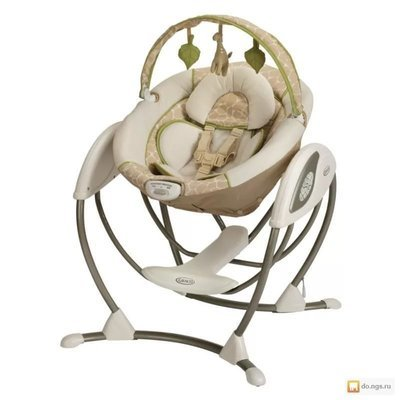 Graco Bouncer and Swing
