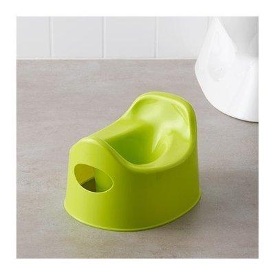 Lilla Children's Green Potty