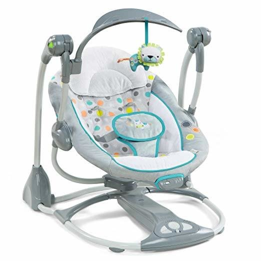 ConvertMe Swing-2-Seat Portable Swing - Ridgedal 00026