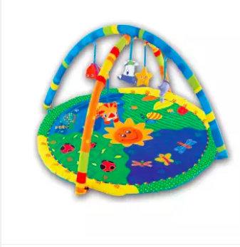 ADVENTURE GYM Playmat Activity Mat