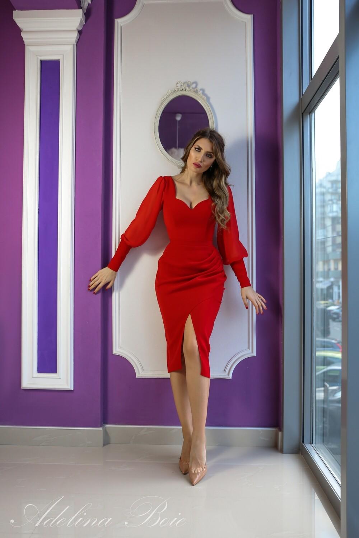 Rochie Cleopatra Red