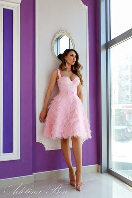 Compleu Marina roz