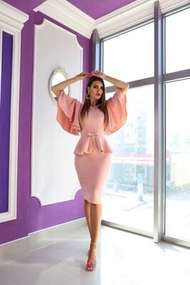 Rochie Eva roz