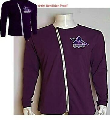 Unbelievable God Trek Shirt - Purple