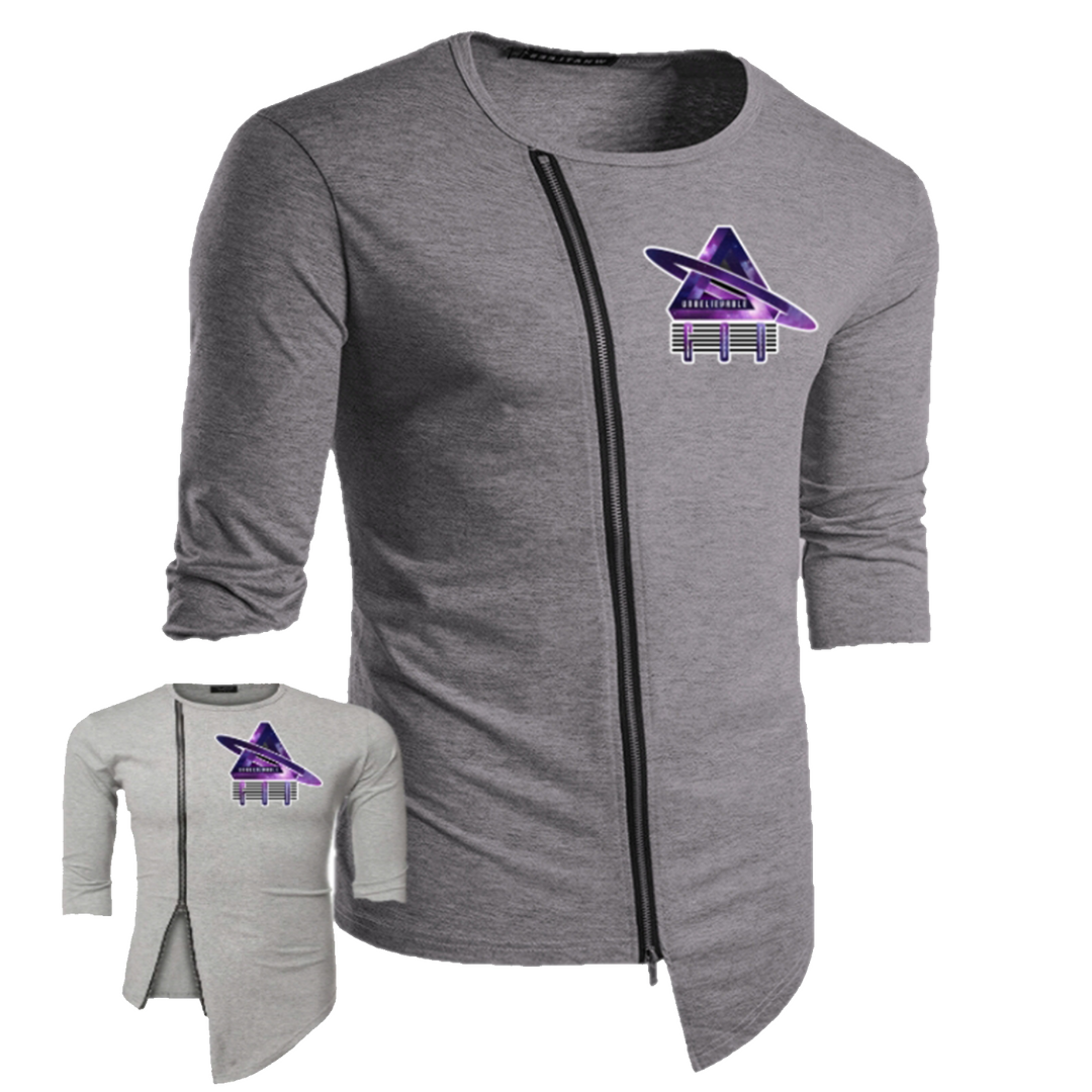 Unbelievable God Trek Shirt - Dark Gray