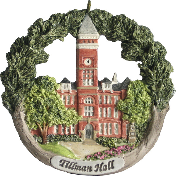 AmeriScape Ornament Clemson University