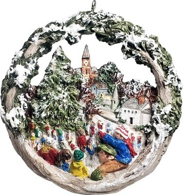 2019 Marblehead Annual Ornament - The Annual Tree Lighting