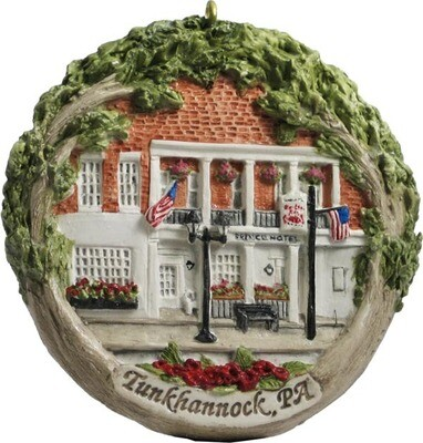 Tunkhannock, PA AmeriScape - The Prince Hotel